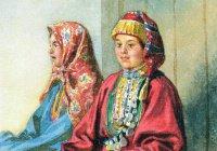 Как выглядели татарские девушки в начале XX века?
