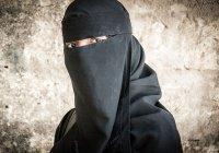 Террористы из Таджикистана прятались от милиции, переодевшись в женскую одежду