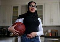 Справку о хиджабе потребовали у баскетболистки из США