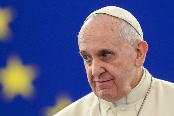 Отмечается, что особенную тревогу у религиозного лидера вызвали боевые действия в Восточной Гуте
