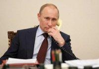 Путин, Макрон и Меркель обсудили обстановку в Восточной Гуте