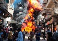 84% россиян следят за обстановкой в Сирии
