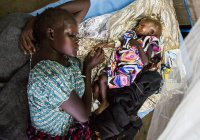 Угроза голода нависла над Южным Суданом