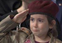 Президент Турции пообещал 6-летней девочке почетные похороны (ВИДЕО)