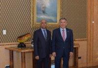 Рустам Минниханов встретился с послом Бангладеш