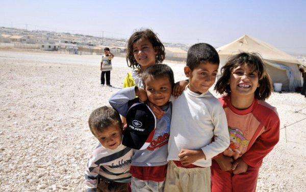 94% сирийских детей-беженцев в возрасте до 5 лет в Иордании не имеют доступа к медицине и дошкольным учреждениям