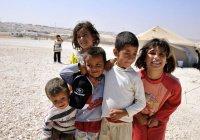 ЮНИСЕФ: 85% детей-беженцев из Сирии живут за чертой бедности