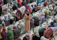 Международный женский ифтар в Казани соберет 5 тысяч мусульманок