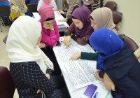 Мусульманки пройдут курсы повышения квалификации