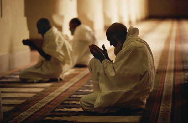 «Они такие люди, которые получили здесь сполна свою долю благ. Мы же такие люди, которые получим свою долю благ в вечной жизни»
