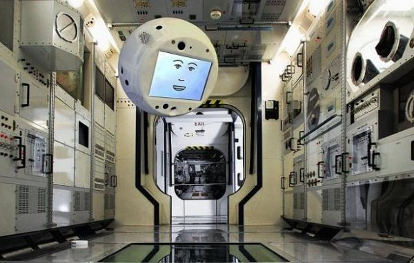 Для экипажа МКС разрабатывают летающий искусственный интеллект