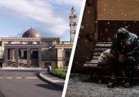 Морозы в Европе: ирландская мечеть открыла свои двери для всех нуждающихся