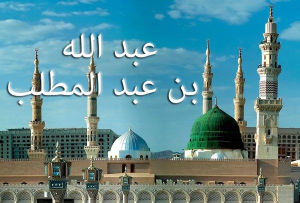 Абдуллах ибн Абд аль-Мутталиб