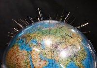 Обнаружены первые признаки переворота полюсов Земли
