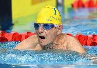 99-летний австралиец побил мировой рекорд