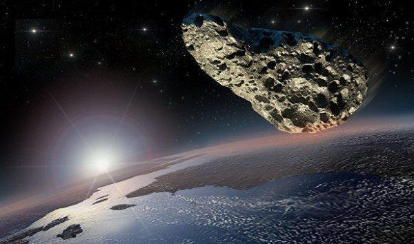К крупным небесным объектам относятся астероиды, чей диаметр составляет больше одного километра