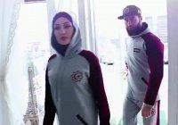 Дочь Кадырова выпустила спортивную одежду для мусульман