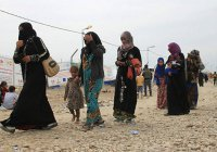 В иракской тюрьме нашли жительниц Башкирии