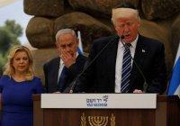 Трамп может принять участие в открытии посольства США в Иерусалиме