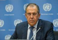 Лавров: США планируют развалить сирийское государство