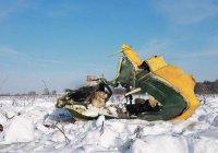 Опубликованы последние переговоры пилотов разбившегося Ан-148