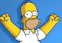 Глагол из «Симпсонов» включили в словарь