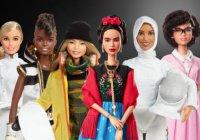 Производитель Барби сделал из мусульманки «ролевую модель»