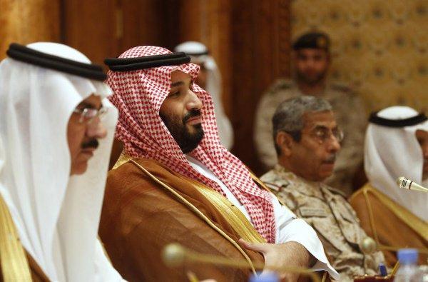 Саудовская Аравия продолжает работу по палестино-израильскому урегулированию.