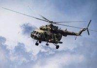В Чечне разбился вертолет Ми-8, есть жертвы
