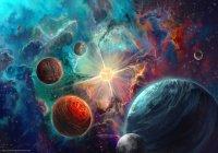 14 млрд лет существования Вселенной уместили в 10 минут (ВИДЕО)