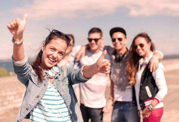 В соответствии с данными исследования, молодое поколение страны называет семью высшей ценностью