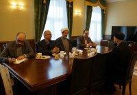 Муфтий РТ обсудил сотрудничество с консулом Ирана