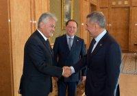 Рустам Минниханов встретился с мэром турецкого Мармариса