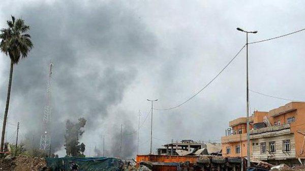 Полиция Ирака расследует взрыв в мечети.