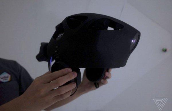 Данный шлем — поиск новой технологии, которая может быть полезна в игровых и образовательных проектах