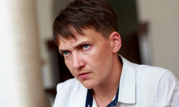 СМИ: Надежде Савченко предъявят обвинения в подготовке госпереворота на Украине