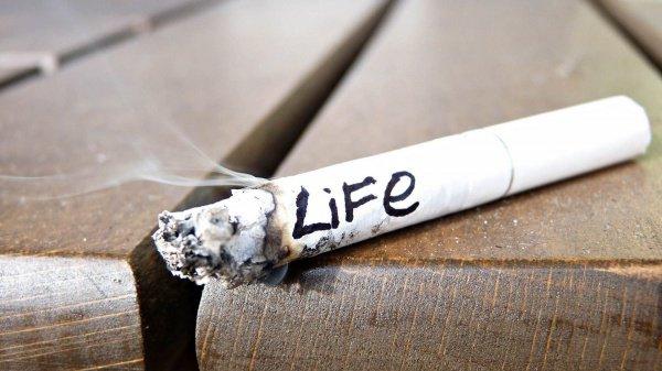 Курение негативно сказывается на психике человека.