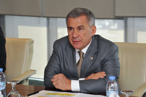 Президент Татарстана обсудит перспективы исламского бизнеса.