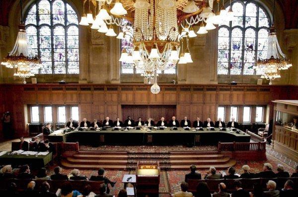 Иск Палестины против США и Израиля рассмотрит Гаагский суд.