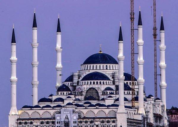 Комплекс назван в честь Реджепа Тайипа Эрдогана.