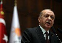 Эрдоган пообещал «растоптать» курдов в Ираке