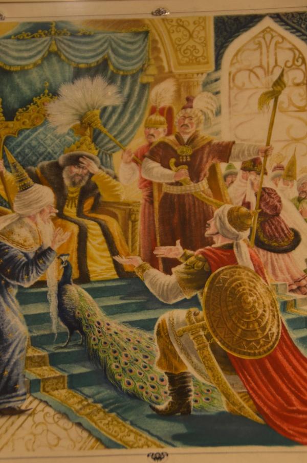 Открывая завесу в сказочный мир детства