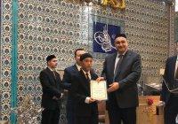 Юный узбекистанец победил в конкурсе чтецов Корана в Нью-Йорке