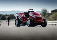 Honda ускорит самую быструю в мире газоносилку (ВИДЕО)