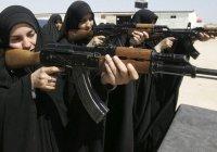 В Афганистане ИГИЛ начало готовить боевиков из женщин