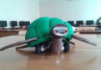 Инженеры создали черепашку, которая учит быть добрее (ВИДЕО)