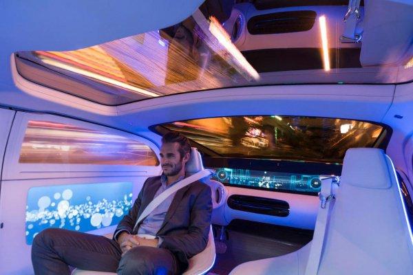 При этом даже к 2040 году беспилотные машины будут занимать только 15–20% от всего рынка легковых авто