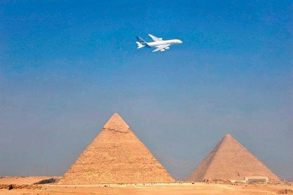 Стартовали продажи билетов в Египет.