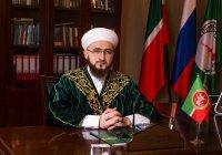 Муфтий Татарстана поздравил мусульман с наступлением месяца Раджаб