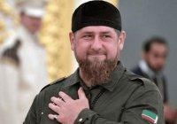 Кадыров поздравил Путина с переизбранием